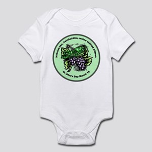 St Urhos Day Infant Bodysuit